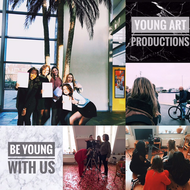 Young Art Productions – 13 maart
