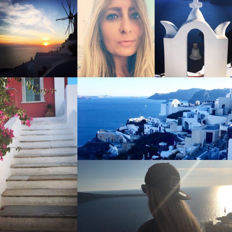 Santorini en verrassingen – 5 juni