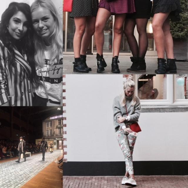 Van propedeuse uitreiking naar een fashionshow – 2 oktober