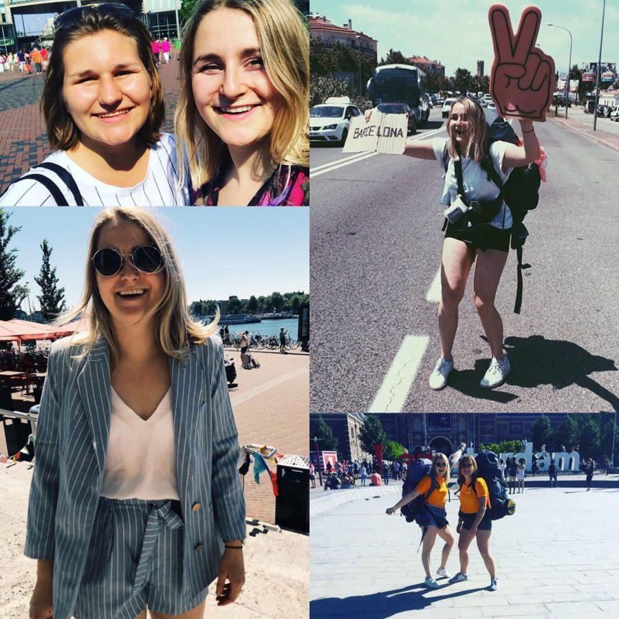 Liftend naar Barcelona – 17 juli