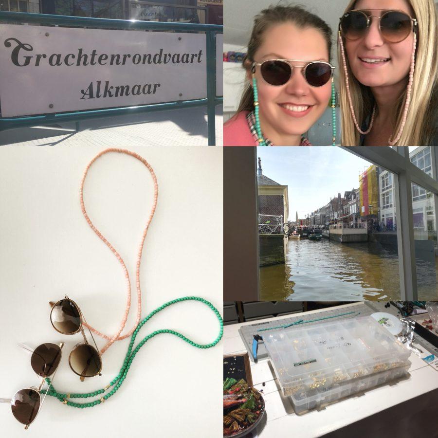 Een rondvaart door Alkmaar en nieuwe projecten – 10 april